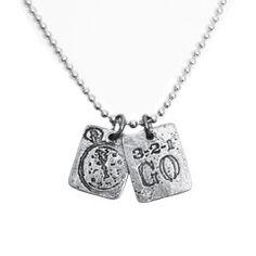 3-2-1 Crossfit Jewelry