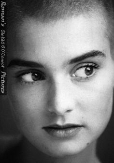 Sinead O'Connor.Famous people that suffer from Bipolar Disorder