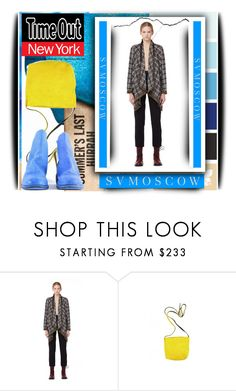 """""""SVMoscow 13"""" by amerlinakasumovic ❤ liked on Polyvore featuring Share Spirit, Ann Demeulemeester, Guidi and svmoscow"""