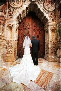 Weddings At The Historic Mission Inn Hotel