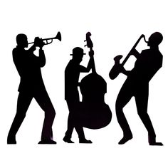 jazz silhouette clip art http www clker com clipart 167086 rh pinterest com jazz clipart images clipart jazz gratuit