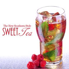The New Southern Style Sweet Tea,  It's Delicious!! #sweettea
