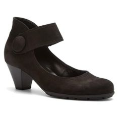 Cool Gabor Ankle Strap Heel 51.325