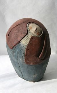 Anne-Sophie Gilloen: ceramic sculpture