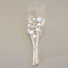 Seaside Cottage Flat Bouquet - $25  The Ivory Company.com