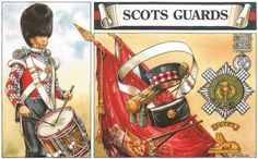 Scots Guards poster