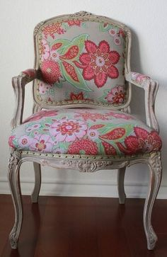 Vintage Louis XV Occasional Chair $425 - Austin http://furnishly.com/catalog/product/view/id/4264/s/vintage-louis-xv-occasional-chair/