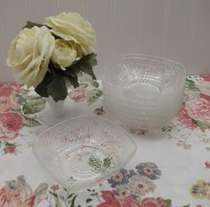 Country Floral Band 48 Piece Dinnerware Set 12 Place Setting Serving Dish Bowl