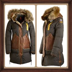 parajumpers long bear grün