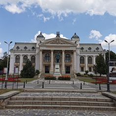 If you plan to visit Iasi, take a moment to visit Vasile Alecsandri Theater!