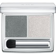 Rmk Ingenious W Powder eyeshadow ($31) ❤ liked on Polyvore featuring beauty products, makeup, eye makeup, eyeshadow, palette eyeshadow, shiny eyeshadow and rmk