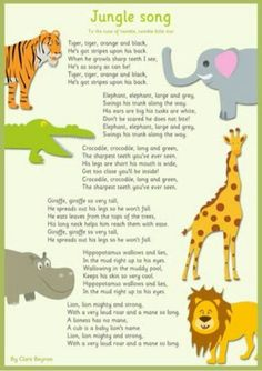 Habitats savannah preschool activities, jungle activities, nursery activities eyfs, animal activities for kids Preschool Jungle, Preschool Music, Jungle Crafts, Rainforest Preschool, Zoo Crafts, Music Crafts, Teaching Music, Teaching Reading, Songs For Toddlers
