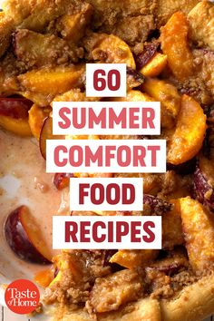 60 Summer Comfort Foods You HAVE to Make This Year From barbecue to super fresh salads and hearty sides, summer has a taste all of its own. Home Recipes, Veggie Recipes, Dinner Recipes, Cooking Recipes, Cooking Okra, Vegetarian Cooking, Veggie Food, Easy Cooking, Easy Recipes