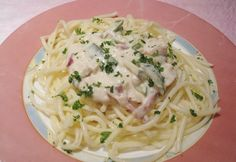 Hungarian Recipes, Hungarian Food, Pasta Recipes, Tapas, Bacon, Recipies, Spaghetti, Food And Drink, Yummy Food