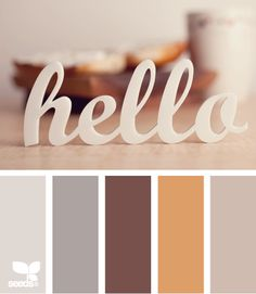 from design seeds-fresh start hues Design Seeds, Hue Color, Color Palate, Colour Schemes, Color Combos, Colour Palettes, Pantone, Colour Board, Do It Yourself Home
