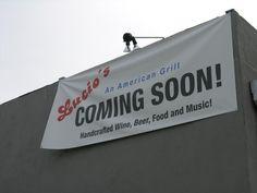 Coming Soon!  Lucio's in Downtown Escondido!