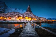Reine Norway Lofoten Tours Stian Klo