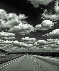 on a drive and pow! edited black white by PHTOGRAPY ON FBOOK