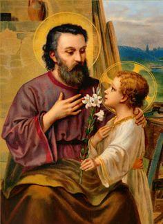Santos, Beatos, Veneráveis e Servos de Deus: SÃO JOSÉ e seu grande poder de intercessão.