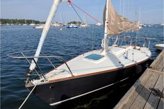 Boat from East Coast Yacht Sales Small Sailboats, Fresh Water Tank, Engine Types, Portsmouth, Plexus Products, East Coast, Sailing, Heart, Sailboats