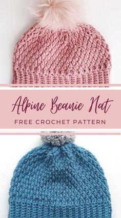 Crochet Toddler Hat, Crochet Owl Hat, Crocheted Hats, Free Crochet, Beanie Pattern Free, Crochet Beanie Pattern, Crochet Designs, Crochet Patterns, Crochet Waistcoat