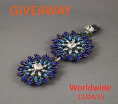 Jewelry Designer Blog. Jewelry by Natalia Khon: Giveaway