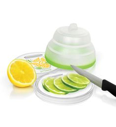 Prepara Chop Savor, Cutting Board Food Container, Set of 3