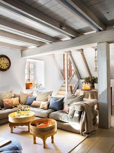 A dreamy and cozy mountain cottage - Daily Dream Decor