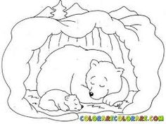 """Képtalálat a következőre: """"hibernating animalss felt templates"""""""