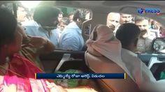 Nagari YSRCP MLA Roja arrested - Express TV