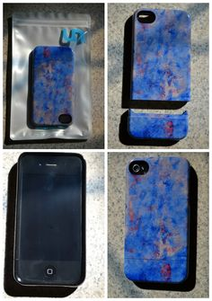 Display your child's artwork on your iPhone case #WIN