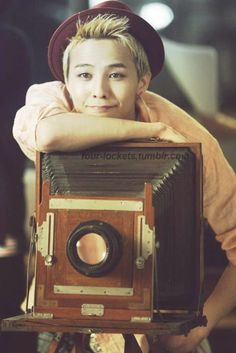 G-Dragon Big Bang