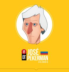 Pekerman - MI SELECCIÓN COLOMBIA by Edgar Rozo Football Art, World Football, Good Soccer Players, Football Players, World Cup 2014, My Passion, Caricature, Character Inspiration, Disney Characters