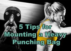 Discover effective tips and advice on how to mount your punching bag.  Learn about your options and the best practices that will help you a lot.  Let's get it on.    #punching #thesilencer #boxing #workout #homegym #fitness #exercise #training #heavybag Heavy Punching Bag, Boxing Workout, Advice, Training, Exercise, Fitness, Tips, Boxing Training Workout, Ejercicio