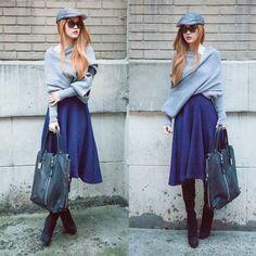 Wrap up warm - Women's Fashion Clothing at Sheinside.com
