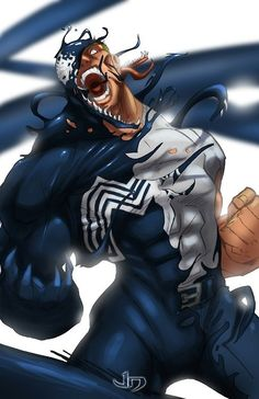 Venom #symbiote #venom #marvelcomics #marvel #comic