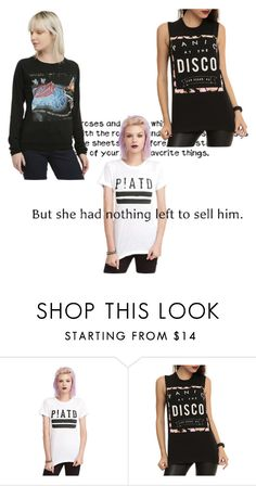 """Ahhhhh"" by audiezeunicorn ❤ liked on Polyvore"