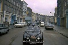 Tavistock Crescent pre 1973 London Pictures, London Photos, London Bus, London Life, Police Vehicles, Police Cars, Vintage London, Old London, Tavistock