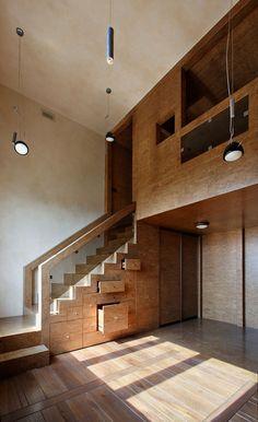 apartment designed by Peter Kostelova