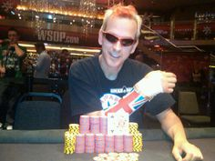 Sua principal vitória em torneio foi na World Poker Tour Celebrity Invitational em fevereiro de 2004.