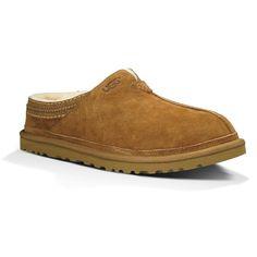 UGG Australia Men's Neuman Slipper Ugg Slippers, Ugg Classic, Ugg Australia, Slip On Shoes, Clogs, Pairs, Mens Fashion, Stylish, Christmas