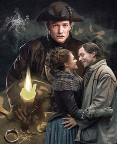 Outlander Love & Art By Vera Adxer — The humans have held fascination with circles,. Outlander Fan Art, Outlander Season 4, Outlander Book Series, Outlander Casting, Outlander Tv Series, Starz Series, Outlander Novel, Saga, Outlander Characters