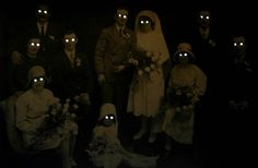 This freaks me out too much. Foto 3d, Weird Vintage, Night Terror, Dark Images, Stormy Night, Come Undone, Rowan, Magick, Creepy