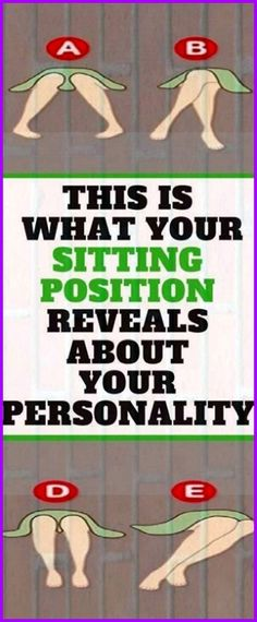 In the position you are sitting can enlighten a ton regarding your identity and this was found by the analysts that are concentrate the non-verbal communication. Holistic Remedies, Holistic Healing, Natural Healing, Herbal Remedies, Health Remedies, Home Remedies, Natural Remedies, Health Guru, Health And Nutrition