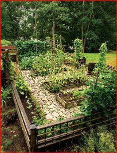 Garden Cottage, Garden Beds, House With Garden, Garden Walls, Garden Living, Landscape Design Plans, House Landscape, Landscape Edging, Landscape Art