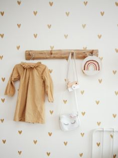 Baby Bedroom, Nursery Room, Girls Bedroom, Nursery Decor, Kids Bedroom Designs, Baby Room Design, Kids Room Paint, Kids Room Wallpaper, Little Girl Rooms