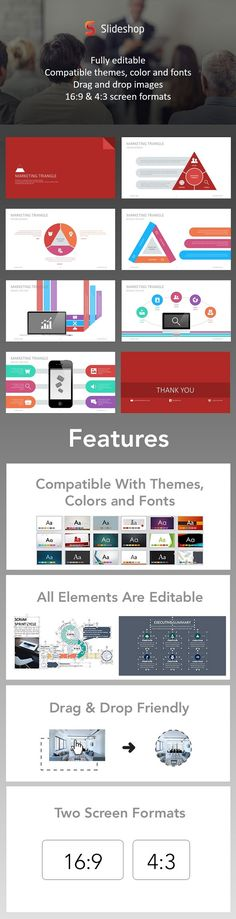 Picco - Creative Google Slides Template - google powerpoint template