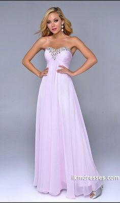http://www.ikmdresses.com/2014-Sweetheart-Rhinestone-Embellished-Neckline-Ruched-Bodice-Empire-Waist-With-Chiffon-Skirt-p83087