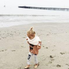 beach stylin