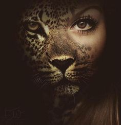 transform into half human half cat/leopard... - Some inspiration for a part human part something else character. #bookcover